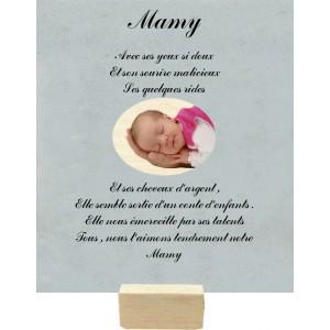 Plaque Mamy
