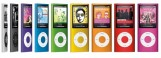 Les iPods Nano