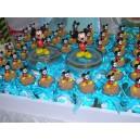 Petit pot carré Mickey